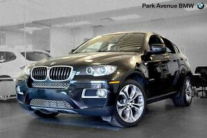 2014 BMW X6 xDrive35i M Performance