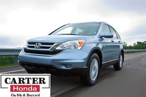 2010 Honda CR-V EX-L AWD + LOCAL + NO ACCIDENTS!