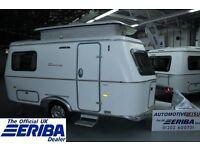 2014 Eriba Triton 410