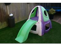 £15 used buzz light year climing frame / slide pick up my home in chatham