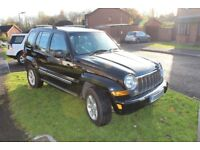 Jeep Cherokee 2.8 TD Limited , manual