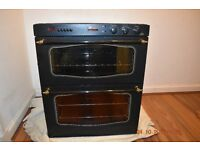 Stoves double electric oven