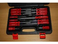 RS SCREW DRIVER AND TORQUE DRIVER SET