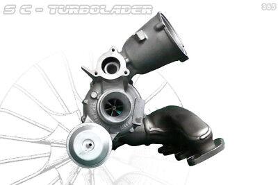 Turbolader A B CLA GLA 160 180 200 250 1.6l 2.0l 75/160kw M270 271 A2700902280