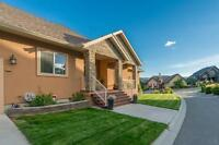 Open Concept Family Size Home In Sun Rivers With Stunning View!