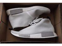 White adidas Originals NMD C1 Chukka size UK11