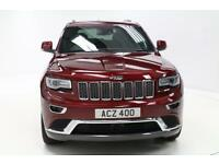 Jeep Grand Cherokee V6 CRD SUMMIT (red) 2016-08-10