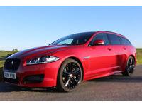 Jaguar XF 3.0 TD V6 S Premium Luxury Sportbrake 5dr (start/stop)