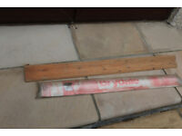 """Brydale draught excluder - plus door """"thing"""" for bottom of doors!"""