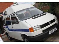 VW T4 Holdsworth Vision Campervan