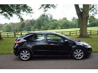 2006 HONDA CIVIC 2.2 SPORT I-CTDI BLACK