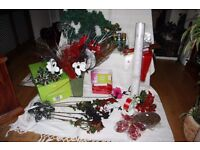 """""""job lot """" Large collection of floristry accessories ."""