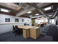 Co-working office space desk rental in Bedminster Bristol