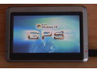 SATNAV windows GPS