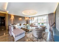 A beautiful, new and stylishly designed luxury three bedroom apartment for let