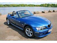 BMW Z3 2.0 Sport with 32,000 miles 6 Cylinder Wide Body Model
