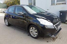 2013 Peugeot 208 Access Plus 1.0 *** damaged repairable ***