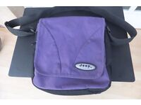 Purple JEEP shoulder bag