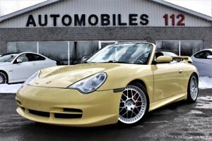 1999 Porsche 911 Carrera Pastel Yellow / One of a kind !!