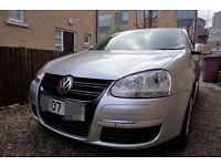 Volkswagen Jetta 1.9 TDI S DSG 4dr - silver - Full History+New Cambelt+Pump+DSG oil