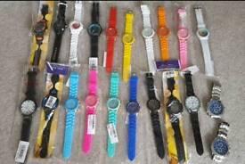 21 X Brand New Watches