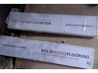 Solid Wood Flooring Natural Oak