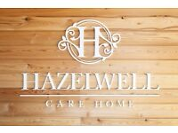 Maintenance Person required for Hazelwell Care Home