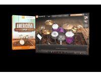 Toontrack Americana EZX for EZDrummer 2
