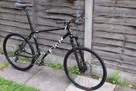 Cotic Soul 853 hardtail mountain bike xtr hope exotic chris king