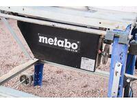 Table Saw Metabo