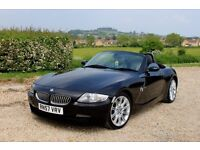 BMW Z4 3.0 SI - Heated Leather Seats - Desirable Soft-top Version - Under 100k Miles