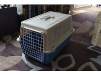dog/cat travel crate , good condition