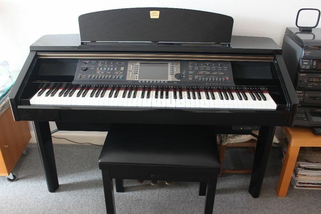 Yamaha Clavinova Cvp  Accessories