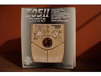 ZOOM 50511 Guitar Multi Effect Pedal