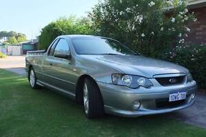 2003 Ford Falcon XR6 UTE Forrestdale Armadale Area Preview