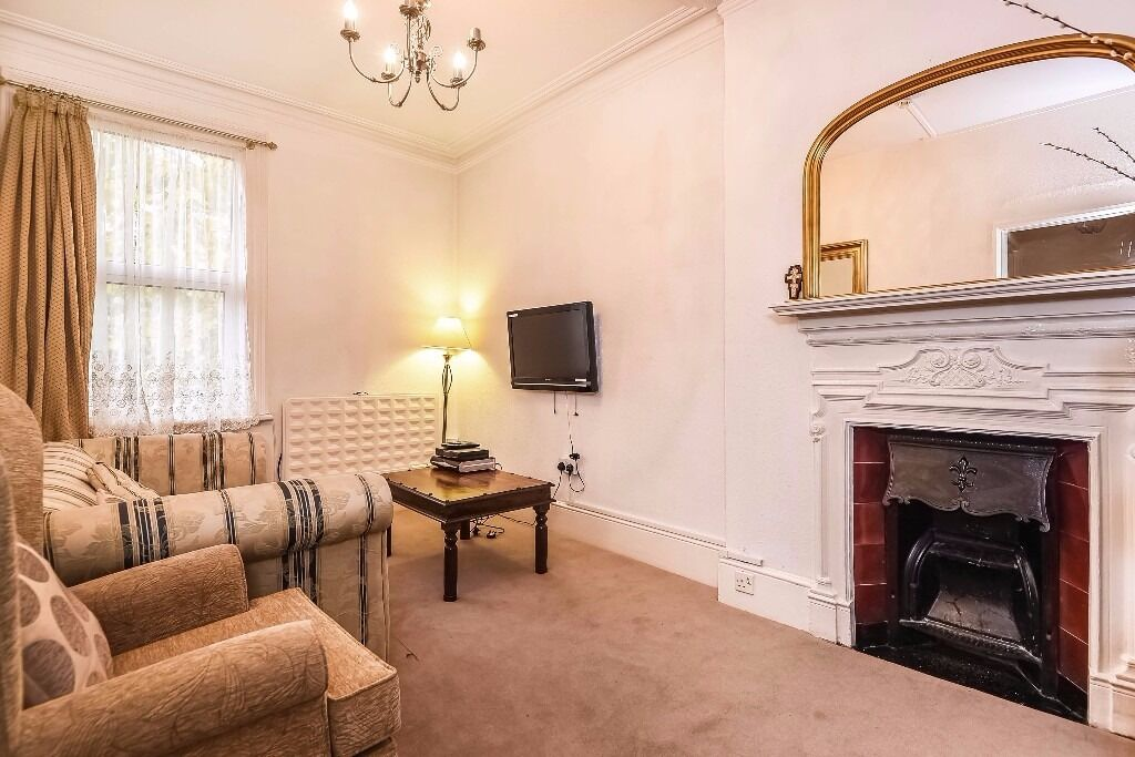 ONE BED FLAT ON BLAKESLEY AVENUE WITH GAS/WATER/INTERNET INCLUDED*NO TENANT ADMIN FEES*£1200