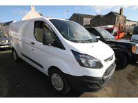 FORD TRANSIT CUSTOM 290 ECO-TECH – 14-REG