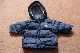 Next Baby Boy's Winter Coat – Size 6 – 9 Months