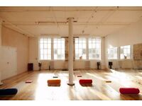 Warehouse / Loft Space / Photography & Film location / Workspace