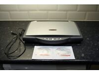 Xerox 2400 One Touch Flatbed Scanner