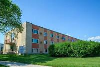 Quiet walk up with spacious suites near Kildonan Place Mall
