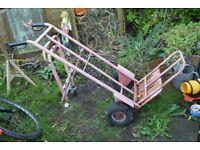 3 in 1 sack barrow trolley truck hand cart cb1 £10