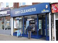 Dry Cleaning Store Manager