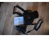 COLLECTION ONLY Fujifilm Finepix S6500fd with carry bag and original manual