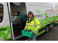 Volunteers needed to support recycling and food poverty charity in Openshaw.