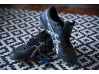 Asics Rugby Cleats Boots Size: 11US 45EURO