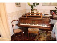Collard & Collard Baby Grand Piano for Sale.