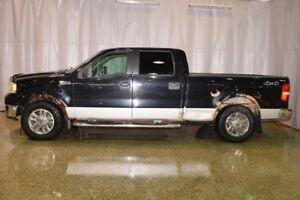 2008 Ford F-150 4WD SUPER CREW 5.4L - 4X4 - XLT