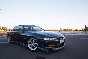 1997 Nissan 200SX S14a Canning Vale Canning Area Preview