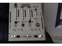 KAM SCRATCH PRO 150 MIXER CAN BE SEEN WORKING